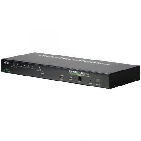 ATEN KVM Switch 8PC PS/2-USB VGA IP CS1708i
