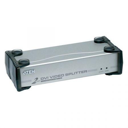 ATEN VanCryst Splitter DVI, 2 port - VS162