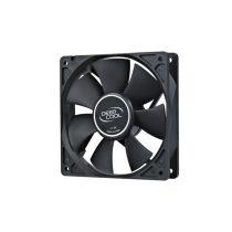 DeepCool Cooler 12cm - XFAN 120 (26dB; max. 75,96 m3/h; 3pin csatlakozó; ház hűtésre)
