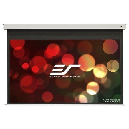 """EliteScreens 92"""" (16:9) motoros mennyezeti vászon EB92HW2-E12 ( 204 x 115 cm, Fehér)"""