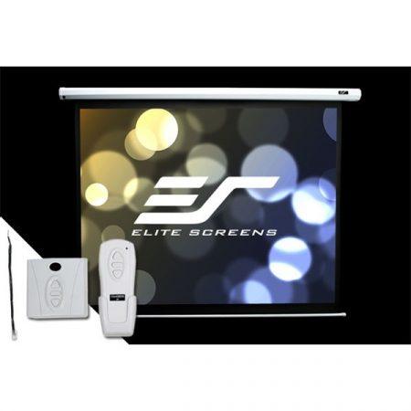 "EliteScreens 84"" (4:3)  motoros fali vászon Spectrum Electric84V (171 x 128 cm, Fehér)"