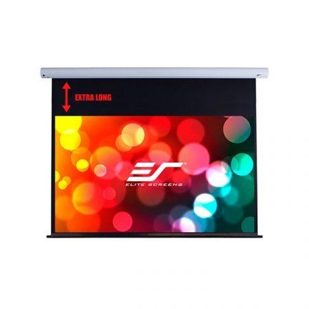 "EliteScreens 92"" (16:9) motoros fali vászon SK92XHW-E24 (204 x 115 cm, Fehér)"