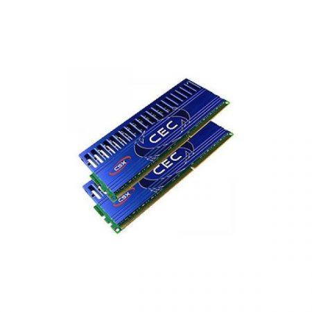 CSX Memória Desktop - 8GB Kit DDR3 (2x4GB, 1333Mhz, hűtőbordás, overclocking)