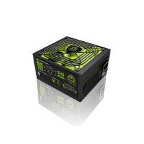 KEEP OUT Tápegység - 800W Gaming PSU 14cm fan aktív PFC 85% (BULK kivitel)