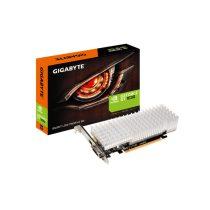 Gigabyte Videókártya - nVidia GT1030 (2048MB, DDR5, 64bit, 1227/6008Mhz, DVI, HDMI, Passzív hűtés)