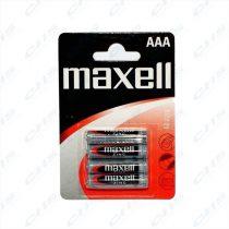 MAXELL Cinkelem R-03 AAA 4db-os