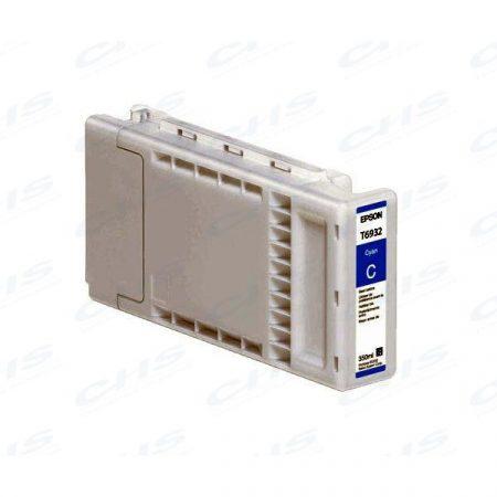 EPSON Patron Epson SureColor SC-T5000 Kék 350 ml