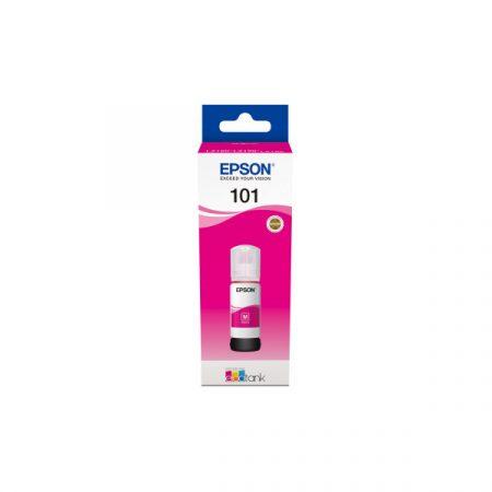 EPSON tintatartály (patron) 101 EcoTank Magenta