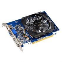 GIGABYTE Videokártya PCI-Ex16x nVIDIA GT 730 2GB DDR3