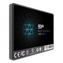 """Silicon Power 128GB 2,5"""" SATA3 A55 Series SP128GBSS3A55S25"""