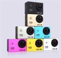 SJCAM SJ4000 akciókamera ezüst