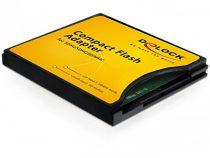 Delock Compact Flash adapter SD / MMC memória kártyákhoz