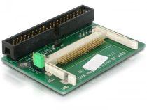 Delock IDE (40 tűs) – Compact Flash kártyaolvasó