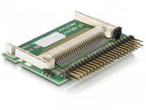 Delock IDE (44 tűs, apa) – Compact Flash kártyaolvasó