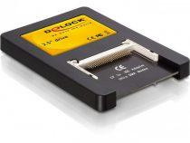 "Delock IDE – 2 x Compact Flash meghajtó (2.5"")"