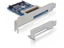 Delock SATA II – Compact Flash kártyaolvasó