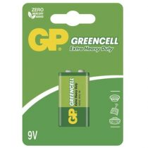 GP Greencell 9V, 1604G elem 1db/blister