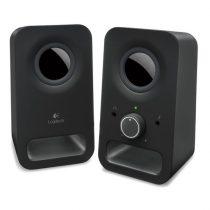 Logitech Z150 jack 2.0 6W fekete hangszóró