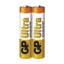 GP Ultra alkáli mikro ceruza elem LR03 (AAA) 2db/zsugor