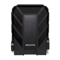 """ADATA AHD710P 2,5"""" 2TB USB3.1 ütés és vízálló fekete külső winchester"""