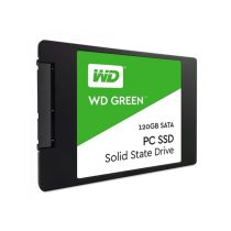 "Western Digital 120GB SATA3 2,5"" 3D Green 7mm (WDS120G2G0A) SSD"