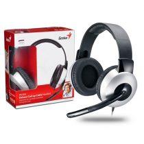 Genius HS-05A jack fekete headset