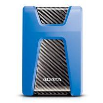 """ADATA AHD650 2,5"""" 1TB USB3.1 ütésálló kék külső winchester"""