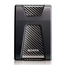"""ADATA AHD650 2,5"""" 4TB USB3.1 ütésálló fekete külső winchester"""