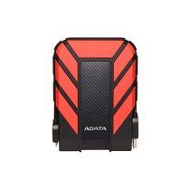 """ADATA AHD710P 2,5"""" 2TB USB3.1 ütés és vízálló piros külső winchester"""