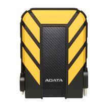"""ADATA AHD710P 2,5"""" 2TB USB3.1 ütés és vízálló sárga külső winchester"""