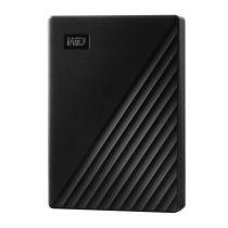 "Western Digital My Passport WDBPKJ0040BBK 2,5"" 4TB USB3.0 fekete külső winchester"