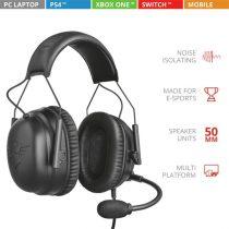 Trust GXT 444 Wayman Pro gamer headset