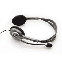 Logitech H110 jack vezetékes headset