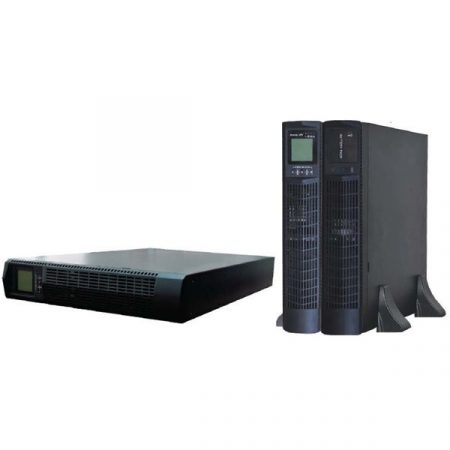 SPS MID 3000VA Pf.:0.9 online rack/tower UPS with LCD