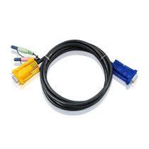 ATEN KVM Kábel HBD + Audio és SPHD,   3m - 2L-5203A