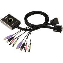 ATEN KVM Switch USB DVI, 2 port - CS682