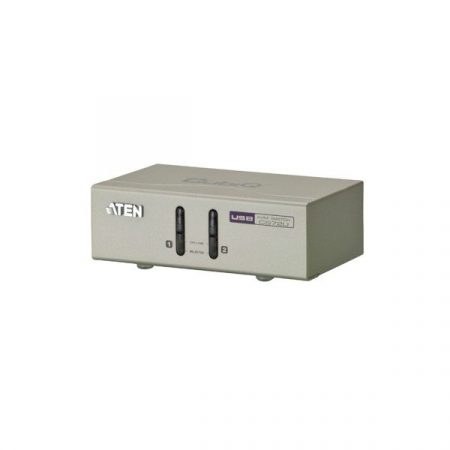 ATEN KVM Switch USB VGA, 2 port - CS72U