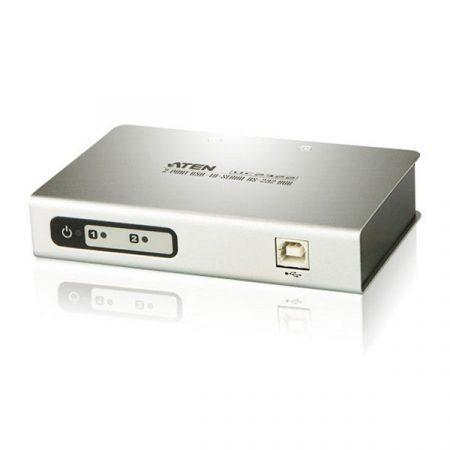 ATEN HUB USB - RS232 - UC2322