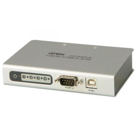 ATEN HUB USB - RS232 - UC2324