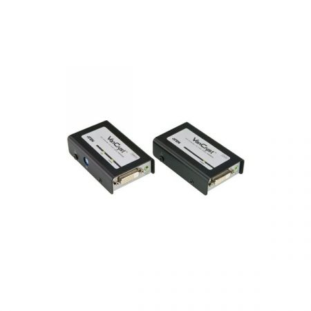 ATEN VanCryst Extender Cat5 DVI Video + Audio - VE600A