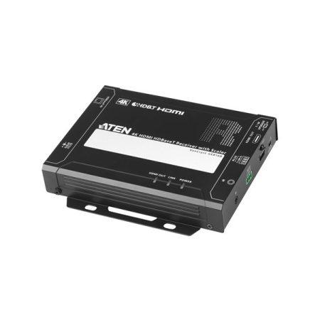 ATEN VanCryst HDBaseT vevő 4K HDMI, Scaler (4K@100m) - VE816R