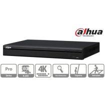 Dahua NVR Rögzítő - NVR5216-4KS2 (16 csatorna, H265, 320Mbps rögzítési sávszélesség, HDMI+VGA, 2xUSB, 2x Sata, I/O)