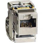 Legrand keystone - Cat6A árnyékolt (STP) LCS2 gyorscsatlakozós 180° 500 Mhz 10Gigabit