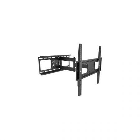 """Equip TV Fali konzol - 650315 (32""""-55"""", forgatható, dönthető, állítható magasság, Max.: 50kg, fekete)"""