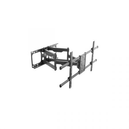 "Equip TV Fali konzol - 650324 (37""-90"", Max.: 75kg, dönthető, forgatható, fekete)"