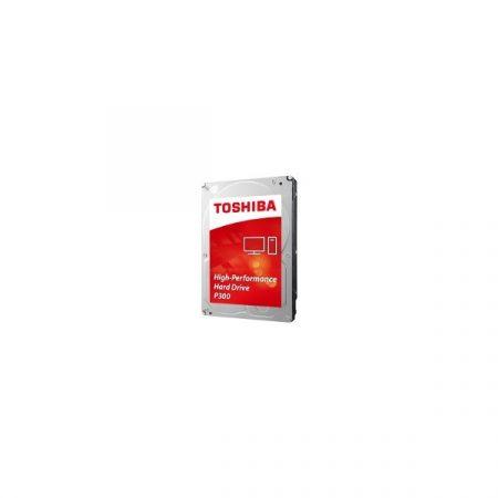"""Toshiba Belső HDD 3.5"""" - P300 Performance 3TB (Retail; asztali munkaállomások, külső HDD házak; 64MB / 7200RPM)"""
