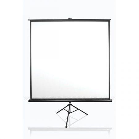 """EliteScreens 100"""" (16:9) mobil háromlábú vászon T100UWH (221 x 125 cm, Fekete)"""