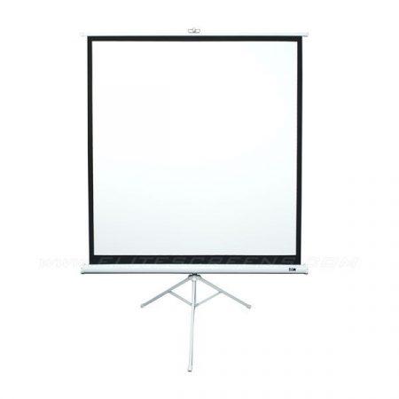 """EliteScreens 113"""" (1:1) mobil háromlábú vászon T113NWS1 (203 x 203 cm, Fehér)"""