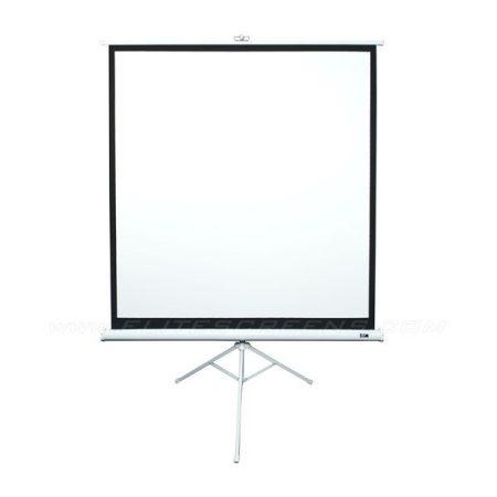 """EliteScreens 99"""" (1:1) mobil háromlábú vászon T99NWS1 (178 x 178 cm, Fehér)"""