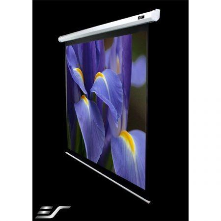 """EliteScreens 106"""" (16:9) motoros fali vászon VMAX2 VMAX106XWH2 (235 x 132 cm, Fehér)"""